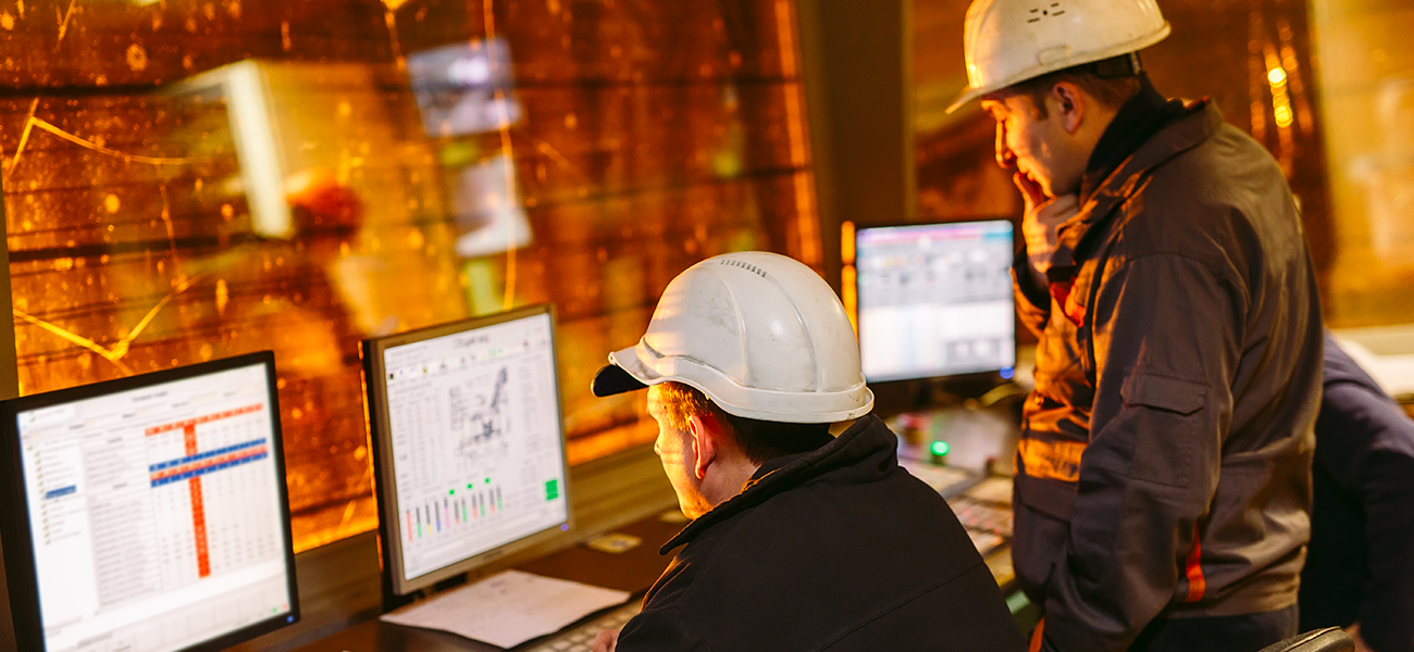 How New Remote Work Models Help To Improve Steel Plant Performance